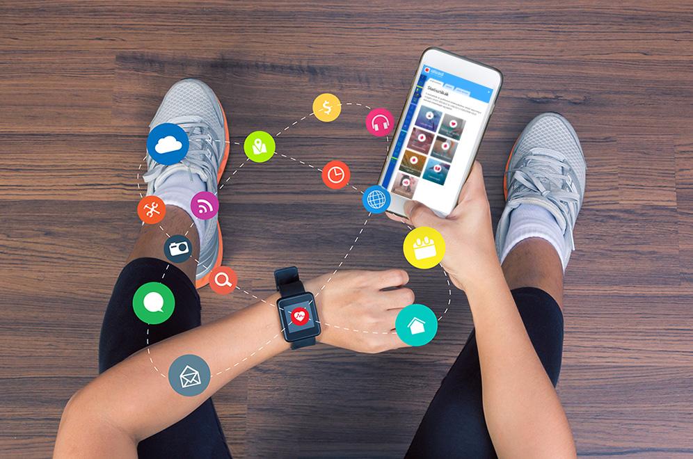 ALSAD a cukorbetegekért: Okoseszközeink rögtön az ALSAD-ba tölthetik fel friss vércukor-vérnyomás- vagy aktivitás-adatainkat