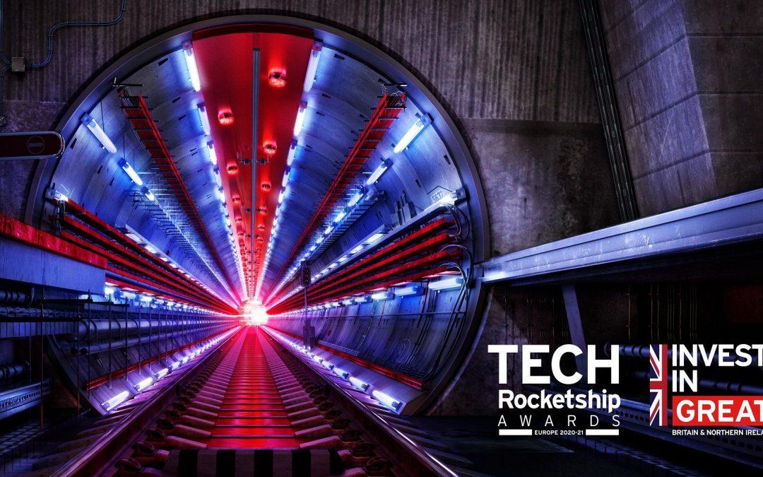 Az ALSAD Medical sikere Nagy-Britanniában: Tech Rocketship Awards kategóriagyőztes