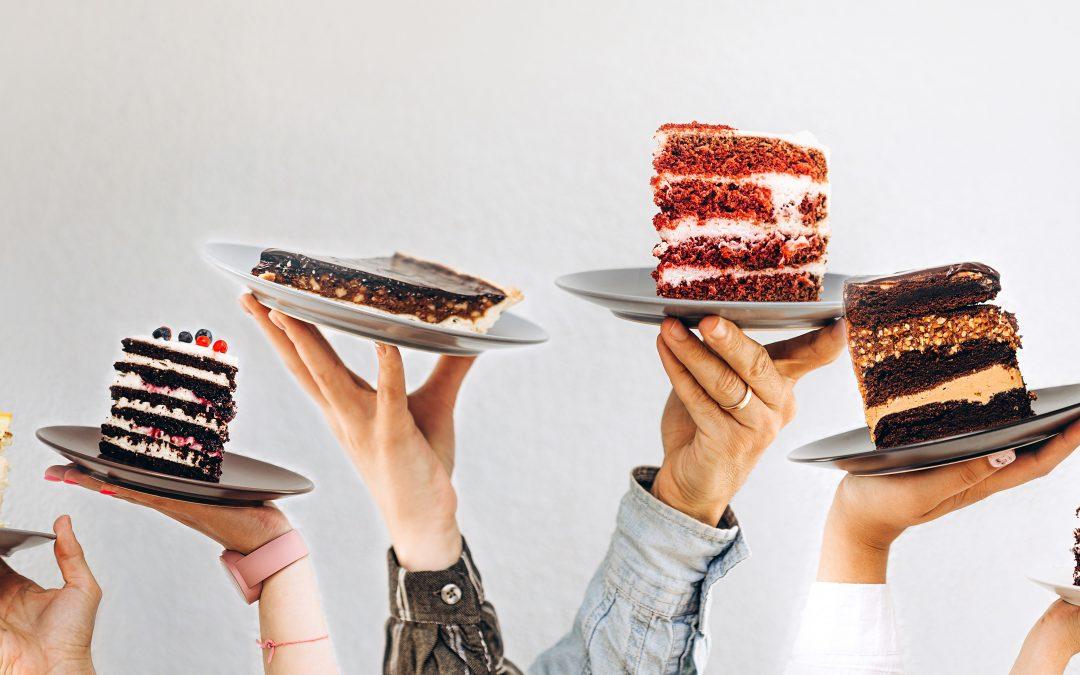 Édességek a cukorbeteg és az IR-étrendben