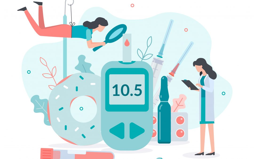 Hogyan egyen egy cukorbeteg, ha vesebeteg is?